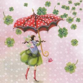 Nina Chen - Geluk onder de paraplu