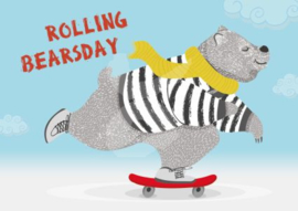 StudioLondon - Rolling Bearsday