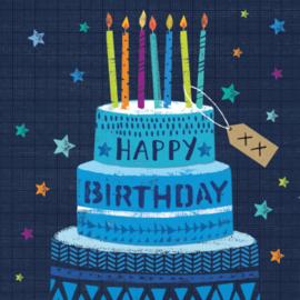 Advocate Art  - Happy Birthday
