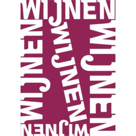 Drukte  - Wijnen