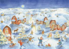 Dorle Schausbreitner  - Kersttijd