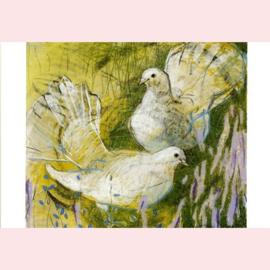 Loes Botman  - Witte duifjes