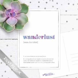 Studio Draak - 'Mooie woorden' Wanderlust