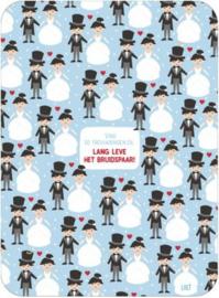 Lali - Vind de trouwringen en...Lang leve het bruidspaar!