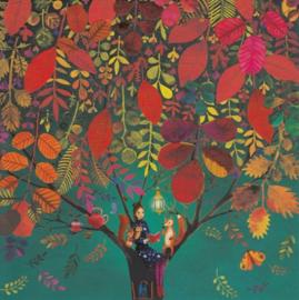 Mila Marquis - Voorlezen in de boom