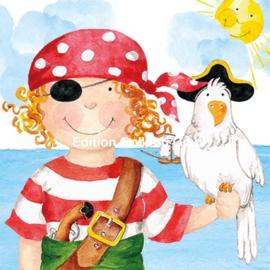 Carola Pabst - Piratenmeisje