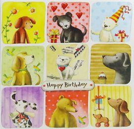 Nina Chen - Happy Birthday (Hond)