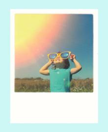 vvvita - Kijken door zonnebril