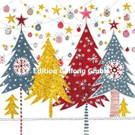 Kerstin Heß - Kerstbomen