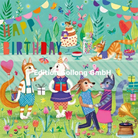 Mila Marquis - Happy Birthday (Dieren)