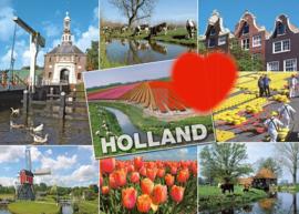 Hollandse kaart 008