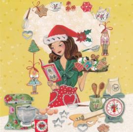 Cartita Design - Kerstkoekjes bakken