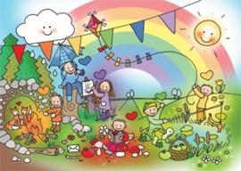 Wendy de Boer - Regenboogkindjes