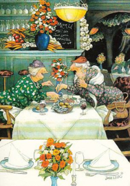 Inge Löök : In het restaurant - NR 32