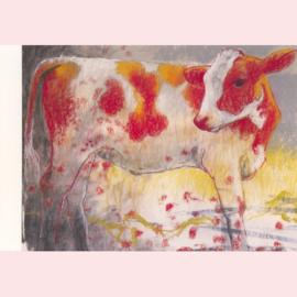 Loes Botman - Roodbont Kalfje