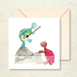 IsaBella Illustrations - Schildpadden
