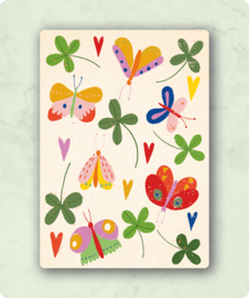Claire van Heukelom - Vlinders