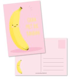 Studio Schatkist - Gaan met die banaan