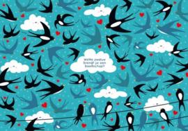 Lali - Welke zwaluw brengt je een boodschap ?