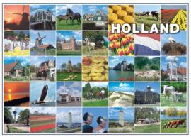 Hollandse kaart 006