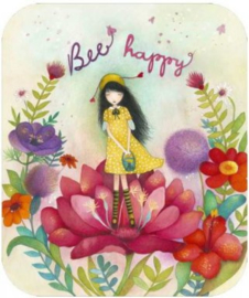 Editions des Correspondances : Bee happy door Mila