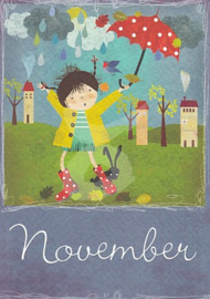 Elisandra  - November