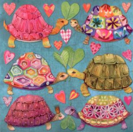 Mila Marquis - Schildpad