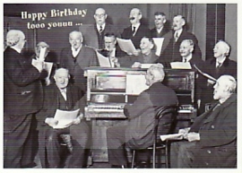 Gettyimages - Happy Birthday toooo Youuuuu
