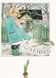 Lena Anderson - November