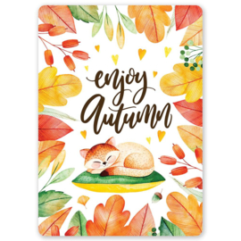Little Lefty Lou - Enjoy Autumn