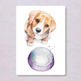 Veer Illustratie - Hond