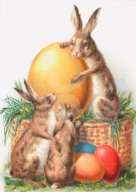 Kurt Jungi - Wie krijgt het grootste ei ?