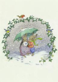 Molly Brett - Snow Bunnies
