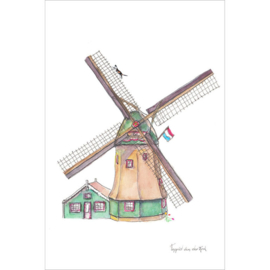 Fantasiebeestjes - Molen Holland