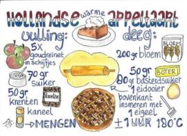 PtiSchti - Hollandse appeltaart