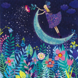 Mila Marquis - Elfje op de maan