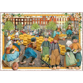 Edition Tausendschön  -  Hollandse Kaasmarkt