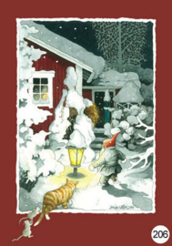 Inge Löök : Christmas  - NR 206