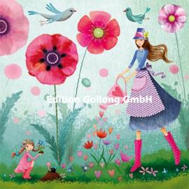 Mila Marquis - In de bloementuin