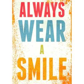 Larysaray  - Always wear a smile