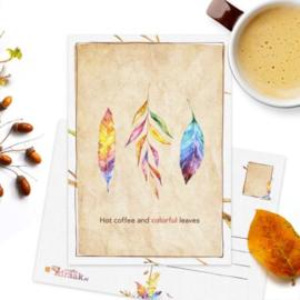 Studio Draak - 'Zalig seizoen'  Coffee