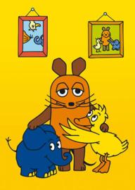 Die Sendung mit der Maus -  Familieportret