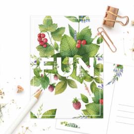 Studio Draak - 'Fijne flora' Herbs (ST 068)