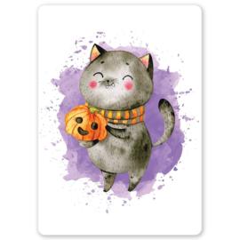 Little Lefty Lou   - Halloween Cat