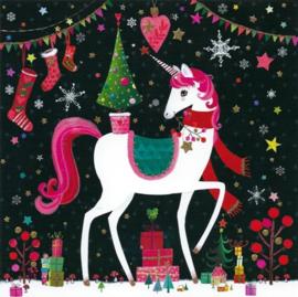 Mila Marquis - Eenhoorn kerst