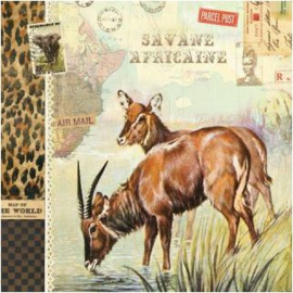 Gwenaëlle Trolez Créations - Antilopes