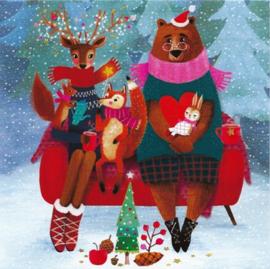 Mila Marquis - Kerst dieren