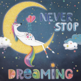 Mila Marquis - Never stop dreaming