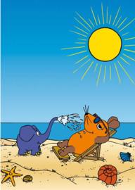 Die Sendung mit der Maus - Op het strand
