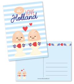 Studio Schatkist - Ei love Holland